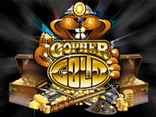 Игровой автомат Gopher Gold