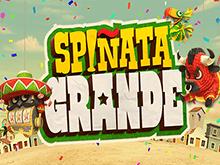 Азартная игра в видеослоте Spinata Grande на зеркале сайта