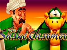 Игровой автомат The Snake Charmer на зеркале официального сайта